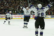 LOS ANGELES, CA - JANUARY 2:   of the Los Angeles Kings  against the Dallas Stars on January 2, 2006 at the Staples Center in Los Angeles, California.  (Photo by Jeffrey Bottari/Getty Images)