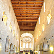 Basilica of St George in Prague Castle. This is the oldest building in the Prague Castle complex.