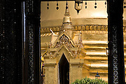 Phra Sri Ratana Chedi, Bangkok, Thailand