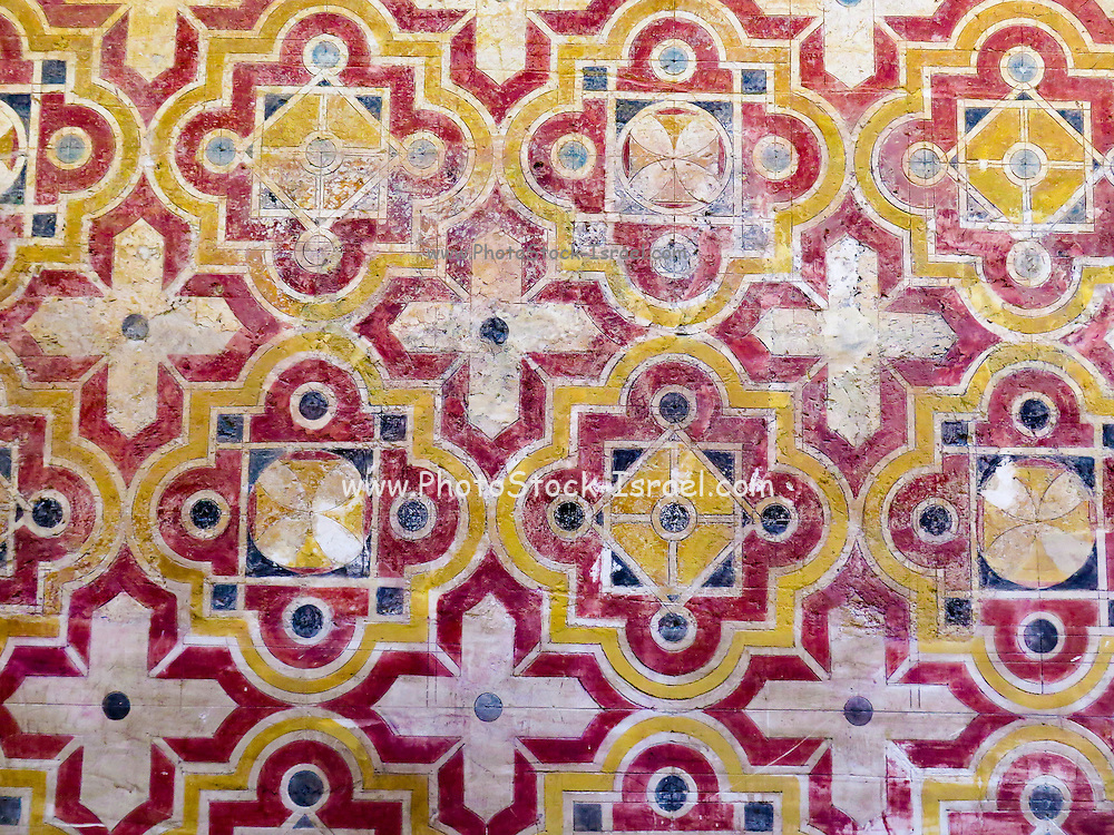 Decorative tiles Islamic motif