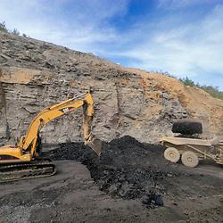 Coal mining in Kentucky