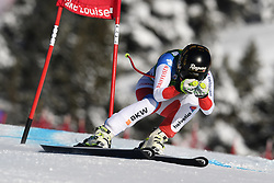 03.12.2017, Lake Louise, CAN, FIS Weltcup Ski Alpin, Lake Louise, Super G, Damen, im Bild Lara Gut (SUI) // Lara Gut of Switzerland in action during the ladie's Super G of FIS Ski Alpine World Cup in Lake Louise, Canada on 2017/12/03. EXPA Pictures © 2017, PhotoCredit: EXPA/ SM<br /> <br /> *****ATTENTION - OUT of GER*****