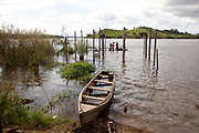 A third of Altamira in the state of Para, Brazil will be flooded to make way for the Belo Monte dam, nearly all the people affected are the poorest in society or indigenous communities that will have nowhere to go if they were made homeless, and the Government payoff for their properties is low therefore making it difficult to find new accomodation. At present, the Arara land is protected from development, sale or new residents as it has been their ancestral land for hundreds of years, this is now one of the key areas under threat