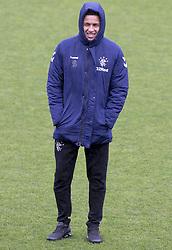 Rangers' James Tavernier during the Ladbrokes Scottish Premier League match at St Mirren Park, St Mirren.