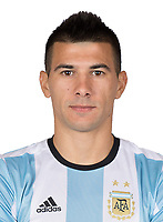 Conmebol - World Cup Fifa Russia 2018 Qualifier / <br /> Argentina National Team - Preview Set - <br /> Victor Cuesta