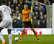 Wolverhampton Wanderers defender Danny Batth during the EFL Sky Bet Championship match between Leeds United and Wolverhampton Wanderers at Elland Road, Leeds, England on 7 March 2018. Picture by Paul Thompson.