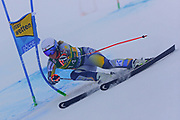SOELDEN, AUSTRIA. OCTOBER 17 2020:  1st Women's Giant Slalom as part of the Alpine Ski World Cup in Solden on October 17, 2020; Run 1, Maria Therese Tviberg (NOR) ( Pierre Teyssot/ESPA Images-Image of Sport)