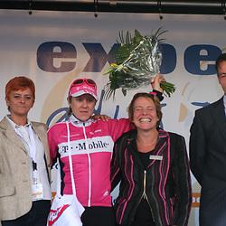 Ladiestour 2006 Goor<br />Ina Yoko Teutenberg wins stage
