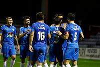 Alex Reid. Stockport County FC 3-0 Eastleigh FC. Vanarama National League. Edgeley Park. 23.3.21