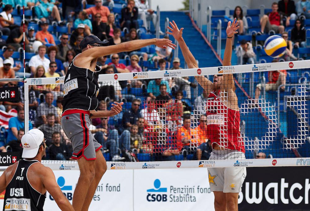 Swatch FIVB Patria Direct Open 2010 - USA vs USA