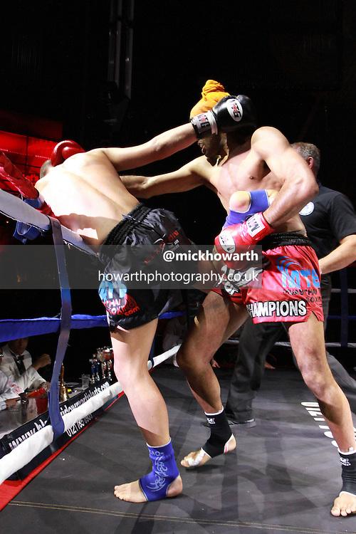 Black Widow Night of Champions, Muay Thai Boxing Show!