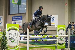 Franken Evelyne, BEL Imagine<br /> Nationaal Indoorkampioenschap  <br /> Oud-Heverlee 2020<br /> © Hippo Foto - Dirk Caremans