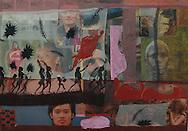 , 2012  70  x 100 cm Mixed media Paolo Moretto/Mauricio Bustamante
