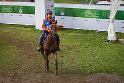 Carmen Romer, (NED), Oceane D Havenne<br /> Endurance - Alltech FEI World Equestrian Games™ 2014 - Normandy, France.<br /> © Hippo Foto Team - Jantien Van Zon