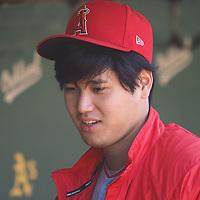 2021.07.19 MLB- Los Angeles Angels at Oakland Athletics
