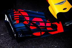 May 25, 2018 - Montecarlo, Monaco - Aerodynamic detail of front wing of  Aston Martin Red Bull Tag Heuer RB14 during the Monaco Formula One Grand Prix  at Monaco on 25th of May, 2018 in Montecarlo, Monaco. (Credit Image: © Xavier Bonilla/NurPhoto via ZUMA Press)