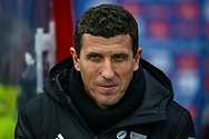 Watford Manager Javi Garcia during the The FA Cup 3rd round match between Woking and Watford at the Kingfield Stadium, Woking, United Kingdom on 6 January 2019.