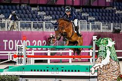 Dopazo Martin, ARG, Quintino 9, 302<br /> Olympic Games Tokyo 2021<br /> © Hippo Foto - Stefan Lafrentz<br /> 06/08/2021