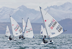 The annual RYA Youth National Championships is the UK's premier youth racing event. Perfect conditions for the fourth days racing.<br /> <br /> 210981, Harris Cartwright, Helensburgh SC, Laser Radial Boy <br /> <br /> Images: Marc Turner / RYA<br /> <br /> For further information contact:<br /> <br /> Richard Aspland, <br /> RYA Racing Communications Officer (on site)<br /> E: richard.aspland@rya.org.uk<br /> m: 07469 854599