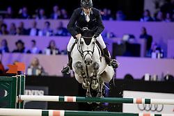 Bril Roelof, NED, Cuna Libre<br /> Jumping Indoor Maastricht 2016<br /> © Hippo Foto - Dirk Caremans<br /> 12/11/2016