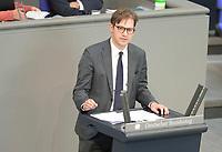 DEU, Deutschland, Germany, Berlin, 06.05.2021: Stephan Pilsinger (CSU) in der Plenarsitzung im Deutschen Bundestag.