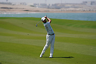 Alejandro Canizares (ESP) on the 9th during Round 3 of the Oman Open 2020 at the Al Mouj Golf Club, Muscat, Oman . 29/02/2020<br /> Picture: Golffile   Thos Caffrey<br /> <br /> <br /> All photo usage must carry mandatory copyright credit (© Golffile   Thos Caffrey)