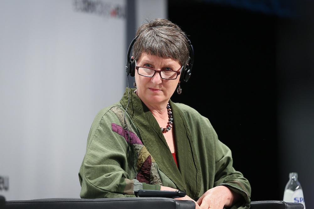 03 June 2015 - Belgium - Brussels - European Development Days - EDD - Food - Feeding the planet together - Barbara Noseworthy © European Union