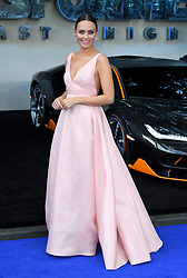 Laura Haddock attending the World Premiere of Transformers: The Last Knight, held at Cineworld Leicester Square, London. Photo credit should read: Doug Peters/EMPICS Entertainment