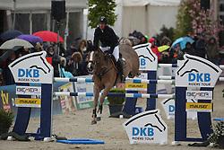 Guerdat Steve, (SUI), Albfuehren's Happiness<br /> CSI4* Grand Prix DKB-Riders Tour<br /> Horses & Dreams meets Denmark - Hagen 2016<br /> © Hippo Foto - Stefan Lafrentz