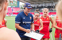 ANTWERP - BELFIUS EUROHOCKEY Championship.   Germany-England (1-1) women . coach Mark Hager (Eng) WSP/ KOEN SUYK