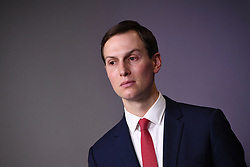 Jared Kushner, President Trump's son-in-law and senior adviser, attends a Coronavirus briefing at the White House on Thursday, April 2, 2020 in Washington, DC. Due to the COVID-19 pandemic, at least 5,700 people have died in the United States with more than 200,000 infected. More than 10 million people have lost their jobs in the U.S. in the past two weeks. Photo Kevin Dietsch/Pool/ABACAPRESS.COM