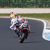 2011 MotoGP World Championship, Round 16, Phillip Island, Australia, 16 October 2011, Dani Pedrosa