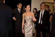 EMILY BLUNT; JEAN-MARC VALLEE; , The World Premiere of Young Victoria in aid of Children in Crisis and St. John Ambulance. Odeon Leicesgter Sq. and afterwards at Kensington Palace. 3 March 2009