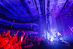 Busted on stage tonight at the Usher Hall, edinburgh.