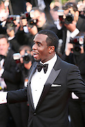 P Diddy at the gala screening of Lawless at the 65th Cannes Film Festival