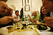 Cuisine restaurants Genoa Italy