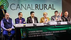 Comissão de Agricultura do Senado na 39º Expointer - Exposição Internacional de Animais, Máquinas, Implementos e Produtos Agropecuários. FOTO: Itamar Aguiar/ Agência Preview