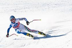 05.03.2011, Pista di Prampero, Tarvis, ITA, FIS Weltcup Ski Alpin, Abfahrt der Damen, im Bild Verena Stuffer (ITA) // Verena Stuffer (ITA) during Ladie's Downhill FIS World Cup Alpin Ski in Tarvisio Italy on 5/3/2011. EXPA Pictures © 2011, PhotoCredit: EXPA/ J. Groder
