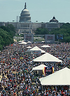 2000/05/14  The Million Mom's March on the  Washington Mall<br />Photo by Dennis Brack
