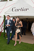 Cartier International Polo Day at the Guards Polo Club. Windsor. July 26  2009