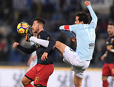 Lazio v Genoa - 5 Feb 2018