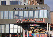 Jerwood DanceHouse Danceeast building, in the waterside redevelopment Wet Dock area, Ipswich, Suffolk, England