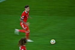CARDIFF, WALES - Friday, September 6, 2019: Wales' Joe Rodon during the UEFA Euro 2020 Qualifying Group E match between Wales and Azerbaijan at the Cardiff City Stadium. (Pic by Paul Greenwood/Propaganda)