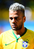 "Conmebol - Copa America CHILE 2015 / <br /> Brazil National Team - Preview Set // <br /> Daniel Alves da Silva "" Daniel Alves """