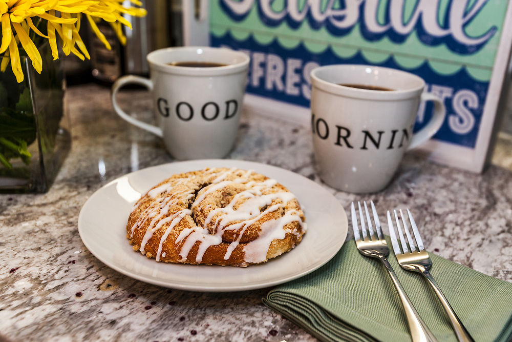 Breakfast Danish & Coffee