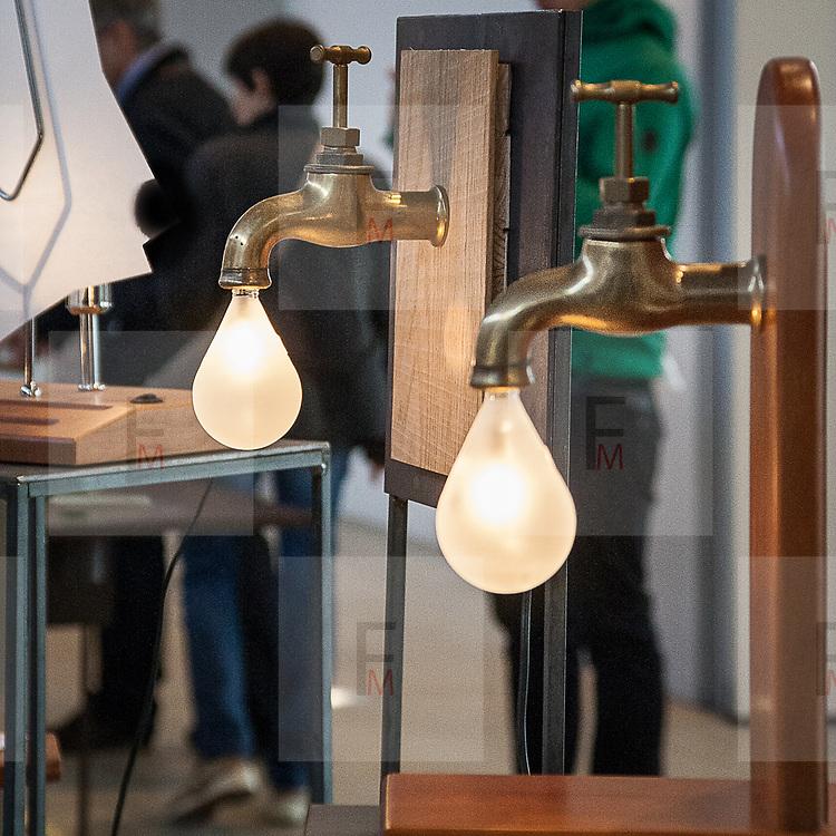 Gli Eventi del FuoriSalone 2012 alla Fabbrica del Vapore: Di Gregorio Lab<br /> <br /> The events of FuoriSalone 2012 at the Fabbrica del Vapore (The Steam Factory): Di Gregorio Lab