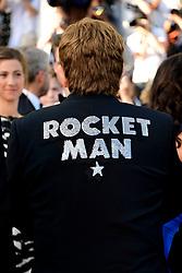 Red Carpet Rocketman, 72nd Cannes Film Festival. 16 May 2019 Pictured: Elton John. Photo credit: KILPIN / MEGA TheMegaAgency.com +1 888 505 6342