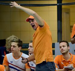 12-12-2014 NED: Swim Cup 2014, Amsterdam<br /> Coach Marcel Wouda