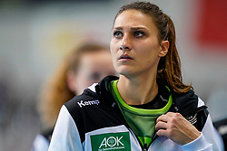 11-12-2019 JAP: Norway - Germany, Kumamoto<br /> Last match Main Round Group1 at 24th IHF Women's Handball World Championship, Norway win the last match against Germany with 32 - 29. / Isabell Roch #16 of Germany