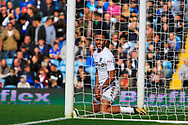 Leeds United midfielder Kemar Roofe (7) during the EFL Sky Bet Championship match between Leeds United and Burton Albion at Elland Road, Leeds, England on 9 September 2017. Photo by Richard Holmes.